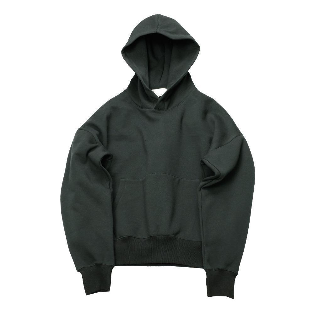 Hip Hop Siddons Hoodies ile Polar Sıcak Kış Erkek Erkek / Kadın Hoodie Sweatshirt Swag Katı Pul NQSH