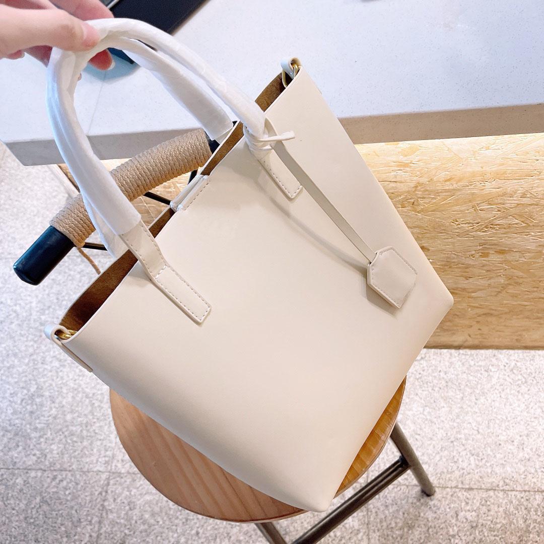 21FW Designer Umhängetaschen Handtaschen Frauen Luxus Cross Body Classic Brief Muster Einkaufstasche Mode Hohe Qualität Handtasche