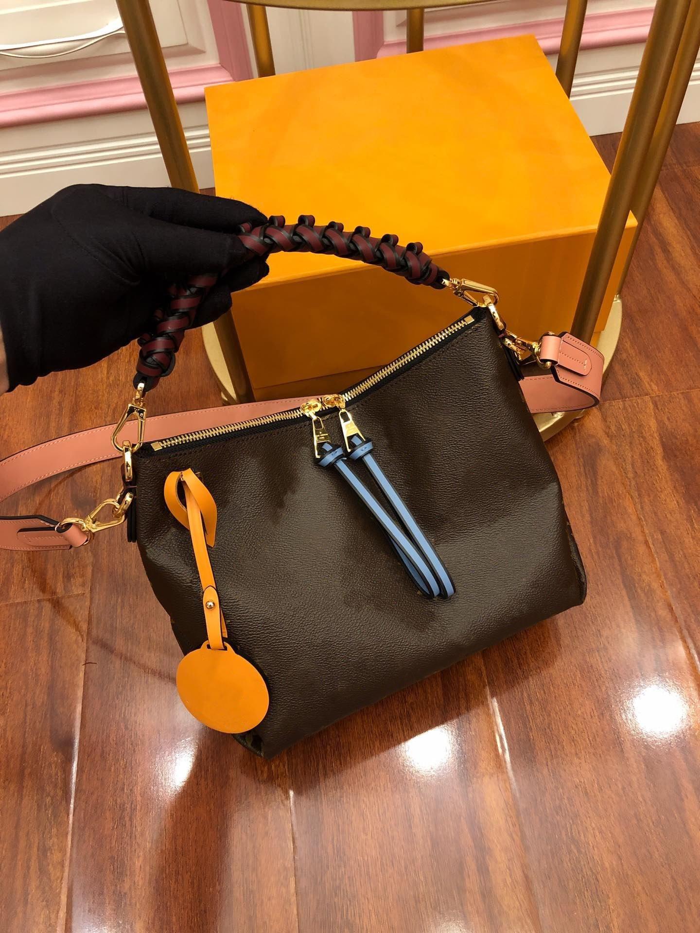 2021 M56084 Fashion M55090 Borse Donne Messenger Totes Borsa in pelle Luxurys Borsa a tracolla Borsa a tracolla Hobo Purse Portafoglio Xogmj