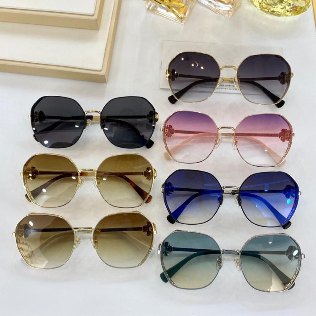 최신 판매 인기있는 패션 9133 여성 선글라스 망 선글라스 남자 선글라스 Gafas de sol 최고 품질의 태양 안경 UV400 렌즈 상자