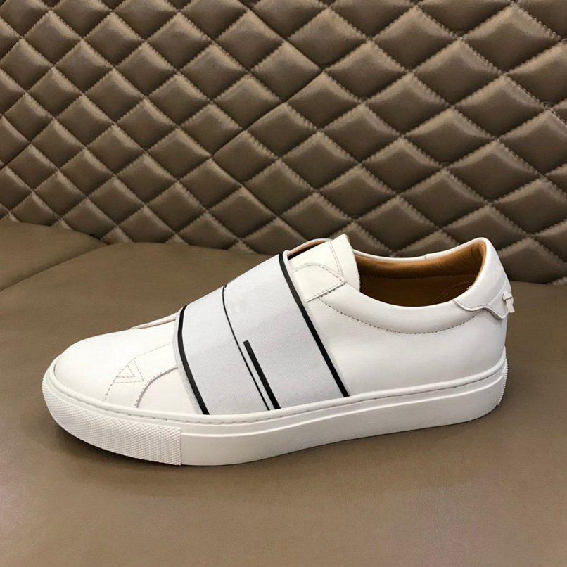 Дизайнер Бренд Роскошные Мужчины Женщины Белый Повседневная Обувь Hestrilles Flats Платформа Негабаритный Espadrille Плоские кроссовки с коробкой 35-45
