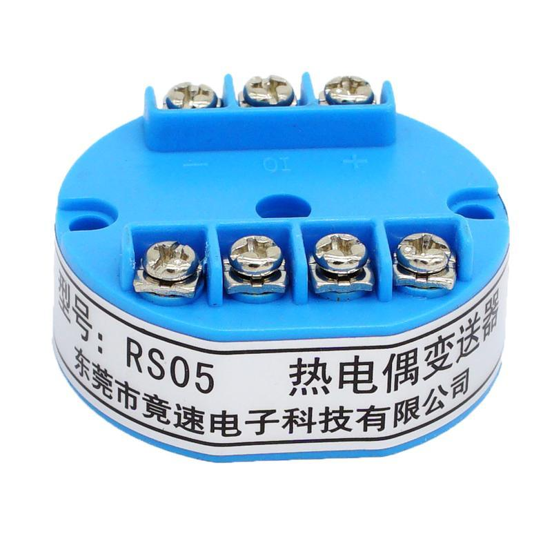 Smart Home Control Type K Thermocouple Temperature Transmitter RJSTENB Sensor Transferred To RS485 Acquisition Module RS05