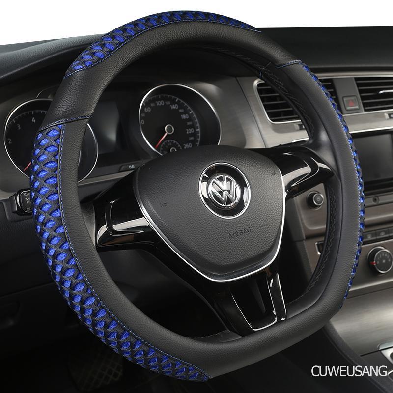 Крышки рулевого колеса Cuweusang углеродное волокно кожаные автомобильные крышки для Isuzu d Max Solider Rodeo MUX ERTIGA APV IGNIS Edition SX4