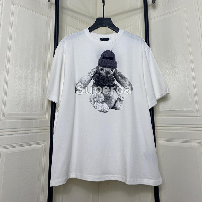 21SS 탑 QAULITY 여름 망 디자이너 티셔츠 티셔츠 패션 캐주얼 커플 반팔 티 티 편안한 크루 넥 남성 여성 티셔츠 BA203