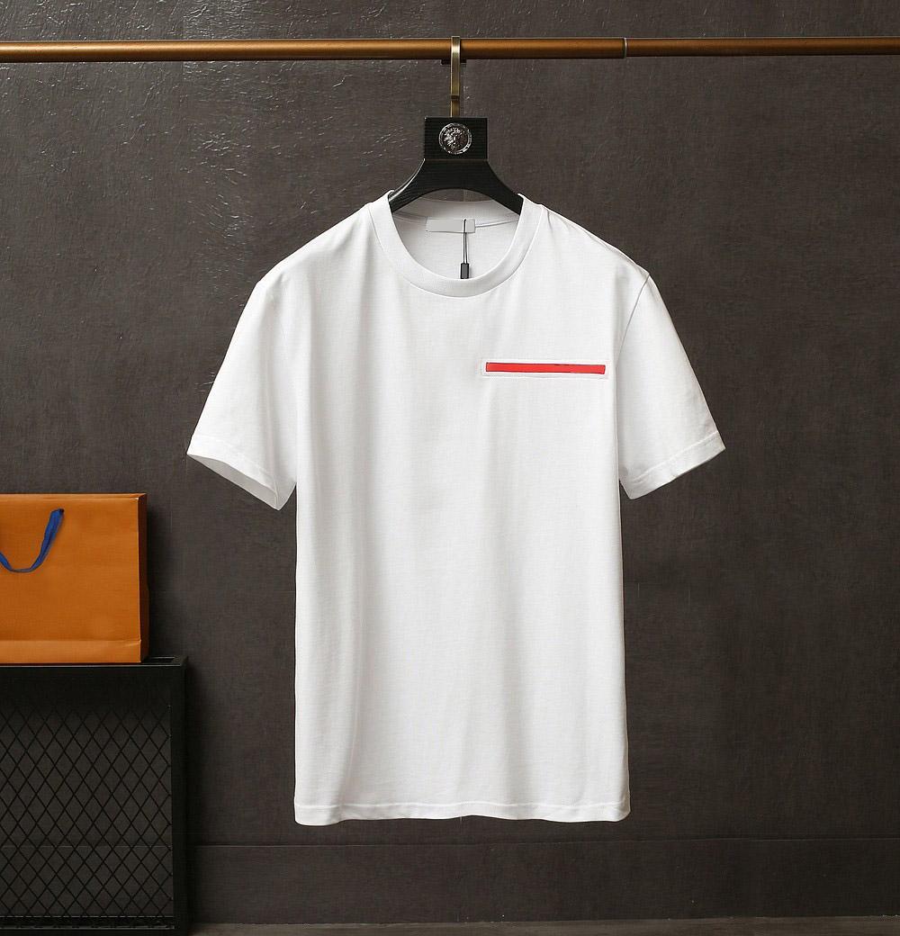 2020 USA Mens t shirt classica retrò tees da uomo Top Designer magliette manica corta ad alta densità Materiali di alto livello perfetti Dettagli magliette