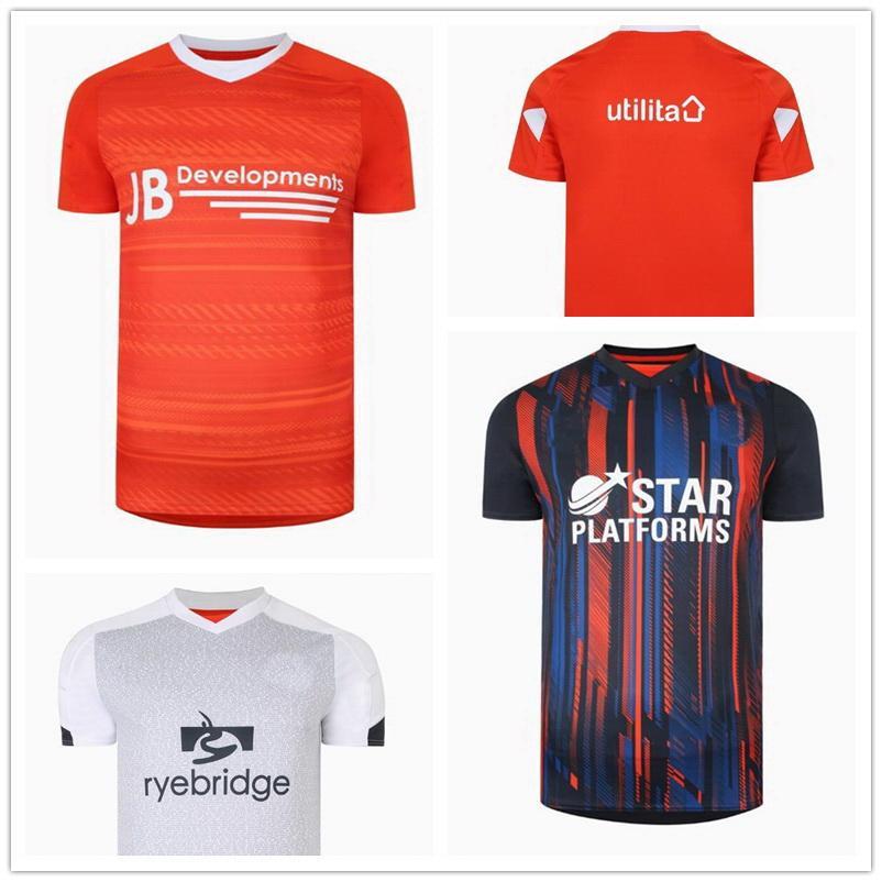 Customized 21-22 Thai-Qualitäts-Fußball-Trikots 10 Lee 8 Berry 5 Bradley 16 Burke 17 MPANNU 22 Campbell 23 Lansbury Football Wear