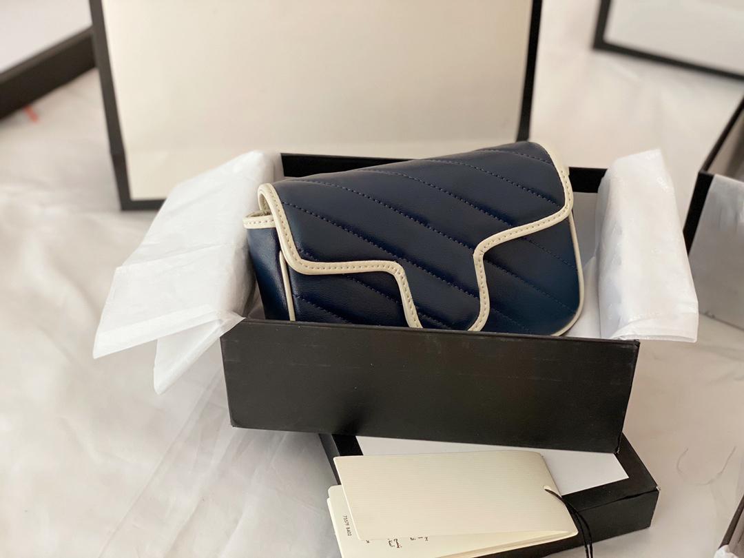 Borse per body a tracolla a spalla donna donna classica borse da designer di vendita calda 2020 retrò modello speciale stampa di metallo popolare di alta qualità