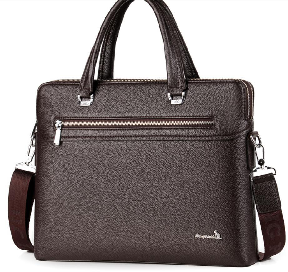 """HBP-Fashion Men 15.6 """" laptop bag cross body Shoulder Notebook business briefcase computer with man Messenger bags Luggages"""