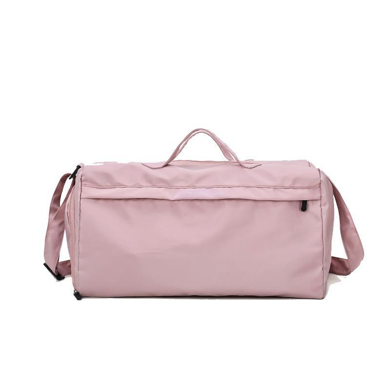 Duffel Bags 2021 Travel Bag Oxford Cloth Men And Women Sports Fitness Shoe Warehouse Luggage