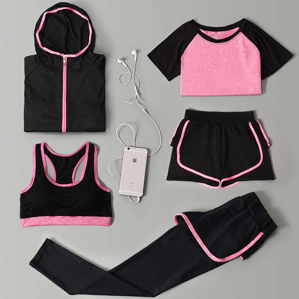 women's summer sports top fashion show thin quick dry short sleeve gym beginner tracksuit