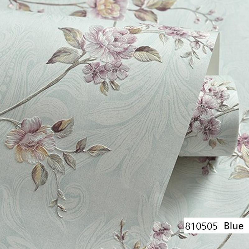 Tapeten europäisch moderne 3d geprägte hintergrund tapete für wohnzimmer schlafzimmer schlafzimmer damast floral rolltop decor wand papiers