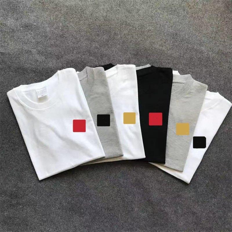 2021 novo verão luxo europa homens t shirt top qualidade camiseta moda de alta qualidade designer t camisa mulheres rua casual tee