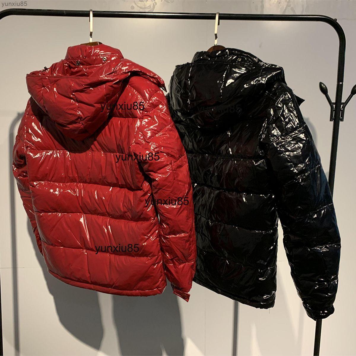 Herren Down Parka Winterjacke Paar Klassische Casual Downs Mäntel Outdoor Warme Feder Wintern Doudoune Unisex Hoodie Outwear Mantel Asiatische Größe