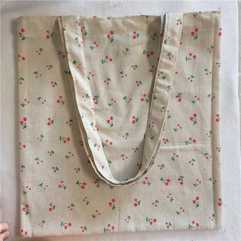 Neue heiße Einkaufstaschen Waschbare Tragetaschen Robuste leichte Öko-freundliche Schulter Bagfashion National String-Applikationen Frauen SH