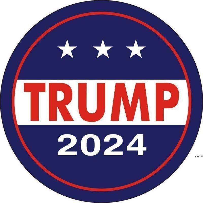 ترامب 2024 الوفير ملصقا نافذة السيارة جدار صائق القواعد تغيرت ملصقات ماجا الرئيس دونالد ترامب أن يعود الوصول إلى HWD5324