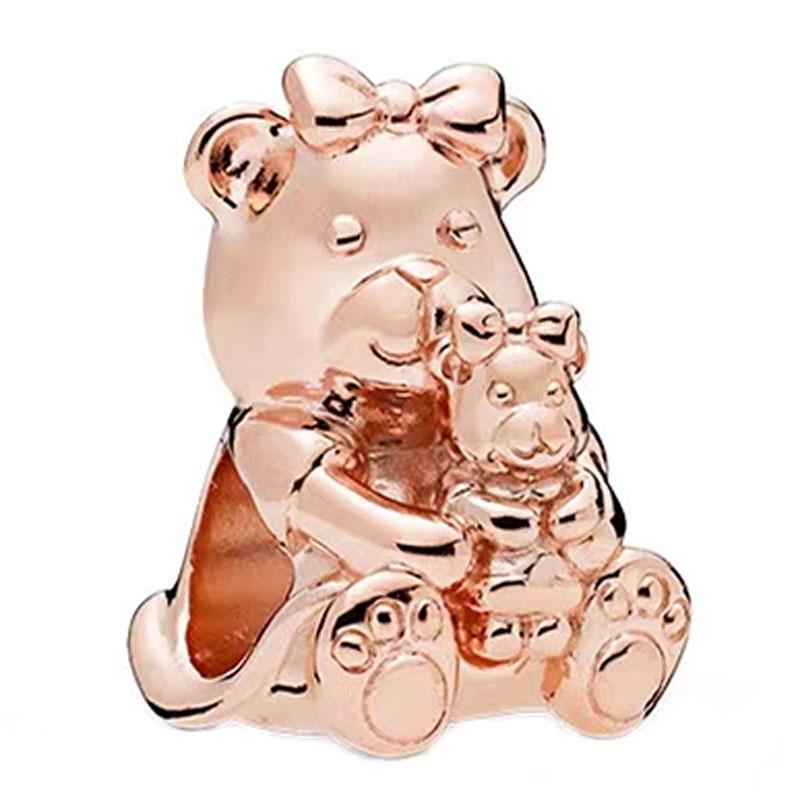 تألق المتضخم الرائعة القوس بيلا بوت روبوت تمهيد التفاح اللبؤة سحر 925 فضة الخرزة صالح سوار الأزياء والمجوهرات