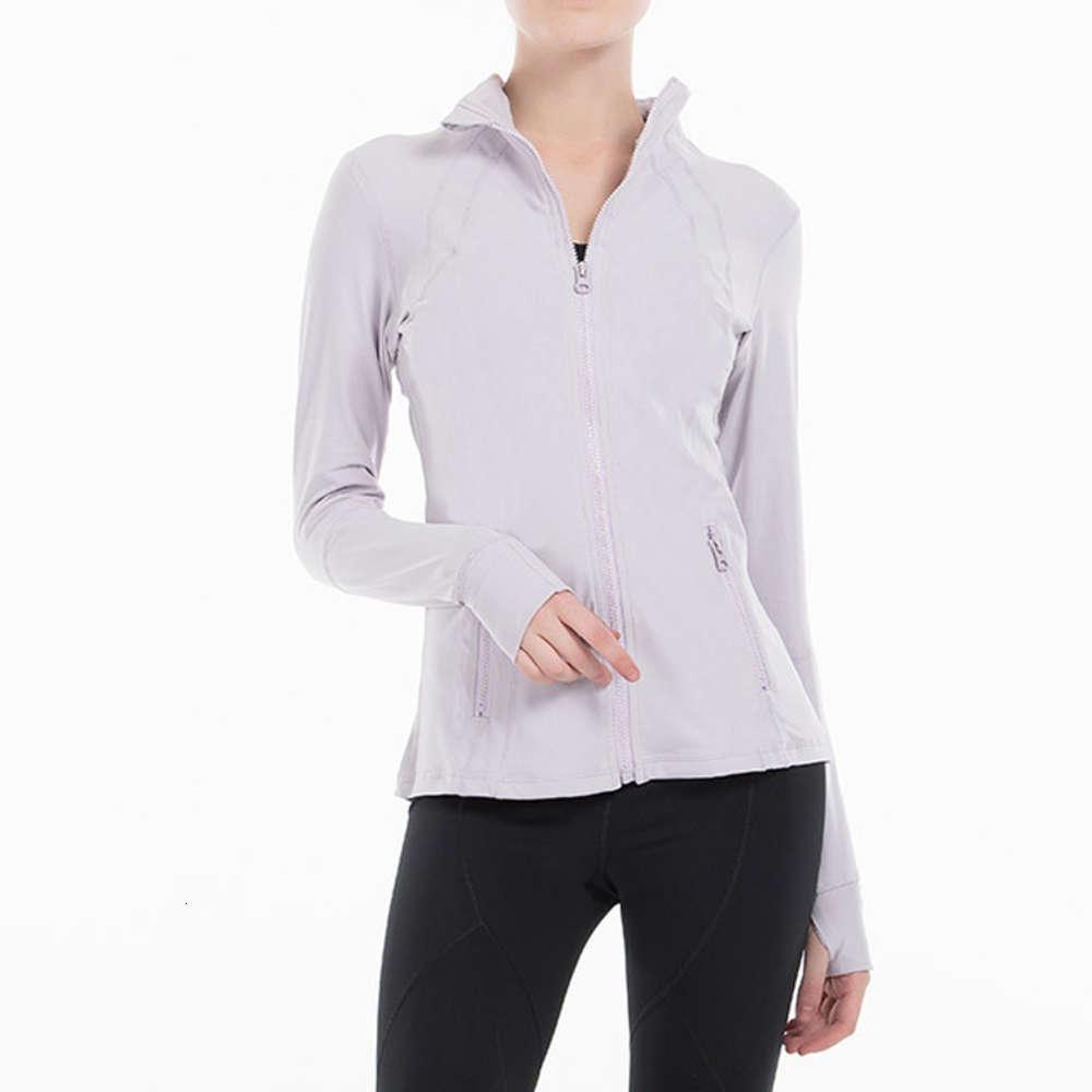 Nouveau T-shirts à manches longues Femmes Yoga Outfits Gym Compression Collants Femme Sports Wear Fitness Yoga Former la fermeture à glissière