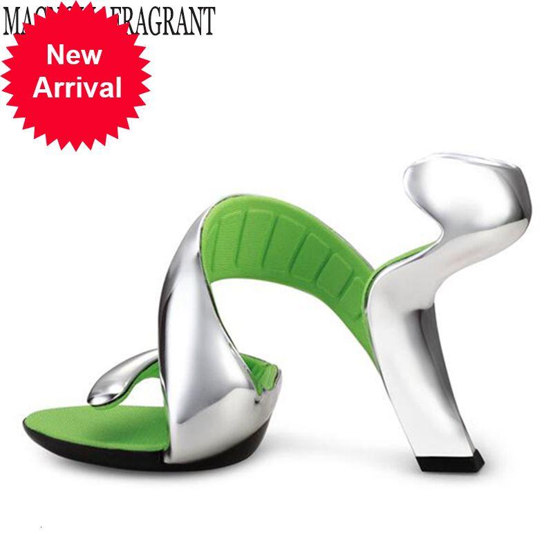 Новый летний мода бездонная змея высокие каблуки платформы сандалии женщины свадебные туфли женщин насосы K59
