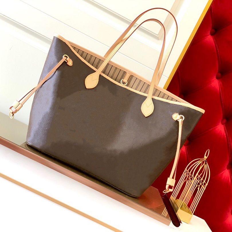 Donne classiche Big Fashion Tote Bag Lady Casual Usa grande borsa a tracolla aperta Stampa floreale 29cm 32cm 40 cm Tre taglie Borsa