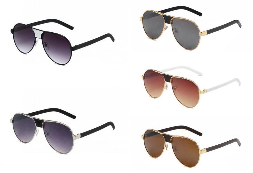 Klassische Sonnenbrille Frauen Männer Mode Hohe Qualität Sonnenbrille Luxus Outdoor Sports The BeachDesigner Sonnenbrille Großhandel Freies Verschiffen