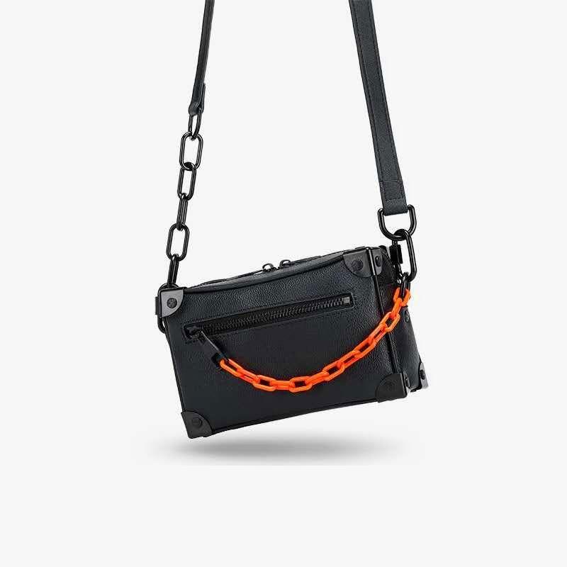 Вечерние сумки мини-мягкий багажник для женщин роскошные десингеры квадратная сумка моды мода унисекс цепи маленькая сумка кошелек