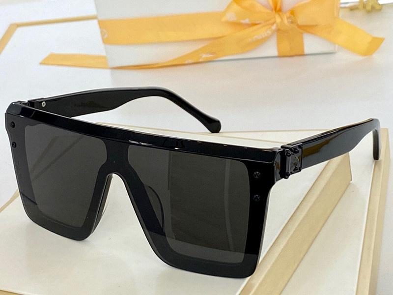 2181 New Fashion Sunglasses With UV 400 Protection for men and Women Vintage Rectangle Invisible frame popular Top Quality Come With Case