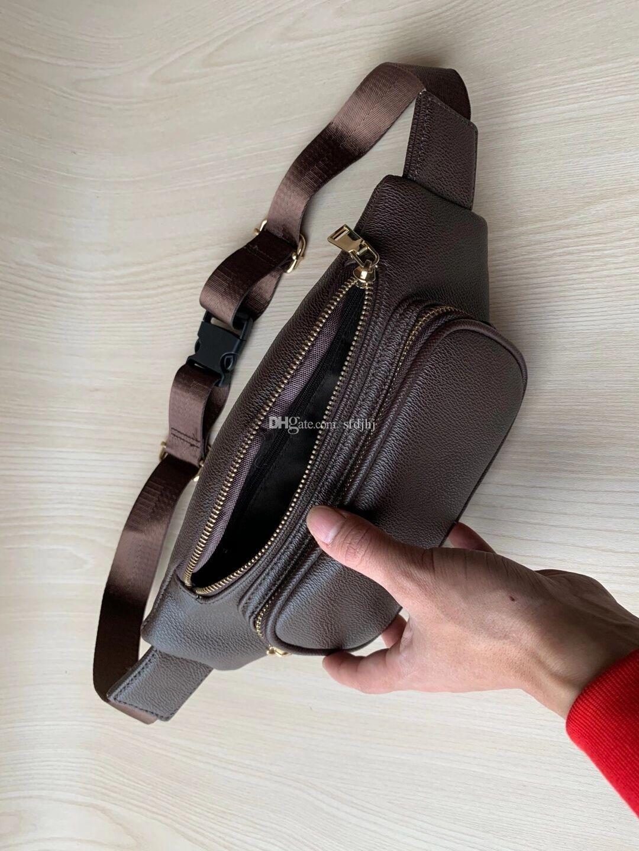 Top Qualität Neueste Neue Brieftasche Handtaschen Kreuzkörper Umhängetasche Tasche Taschen Bum Unisex Taille Taschen Neigte Umhängetasche Dame Gürtel Brusttasche @ # #