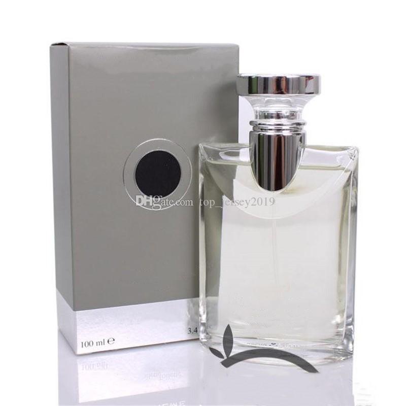 Novos Chegadas Homens EDT Perfume Natural Fragrância Para Homens 100 ml Tempo de Longa Tempo Rápido Frete Grátis Colónia