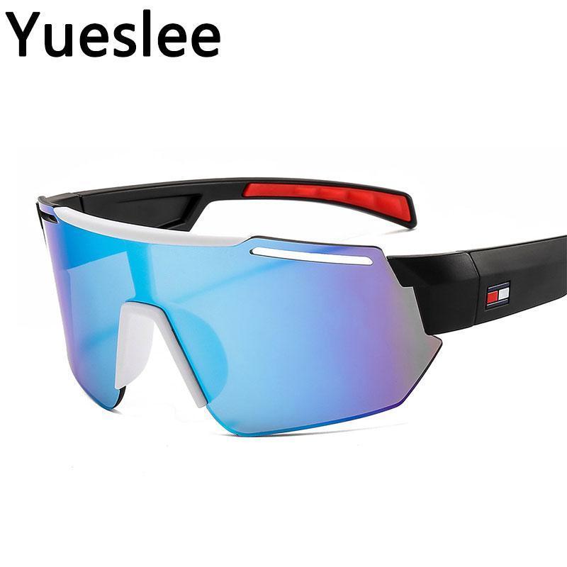 선글라스 46672 스포츠 안경 플라스틱 티타늄 럭셔리 남성 여성 패션 음영 UV400 빈티지 성석