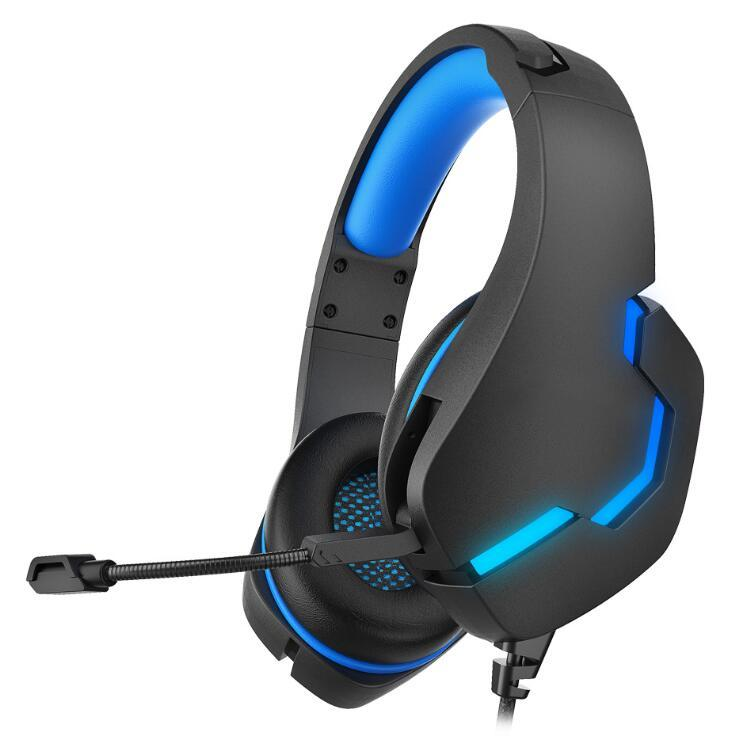Fones de ouvido fones de ouvido fone de ouvido fones de ouvido estéreo com microfone para o microfone para switch ps5 xbox um computador tablet laptop gamer transporte rápido