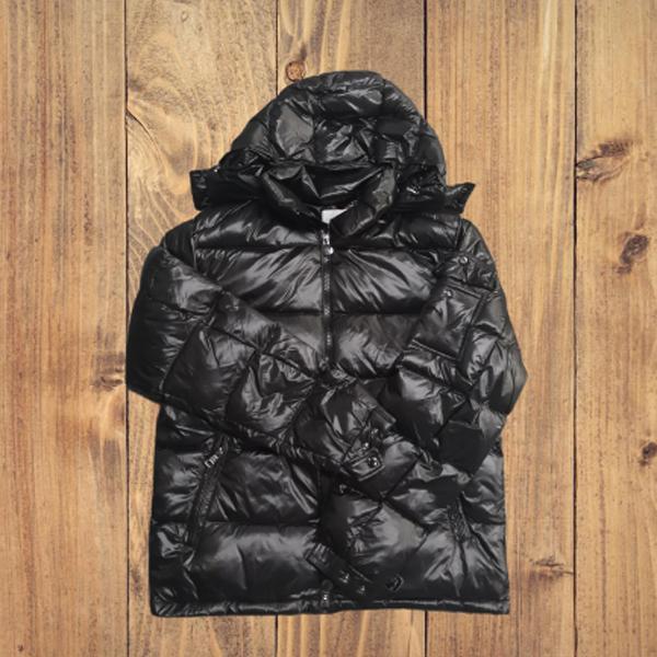 Männer Winter Daunenmäntel Warme Parkas Herren Klassische Oberbekleidung Zwei Stil Unisex Jacken Mit Kapuze Dicke Kleidung