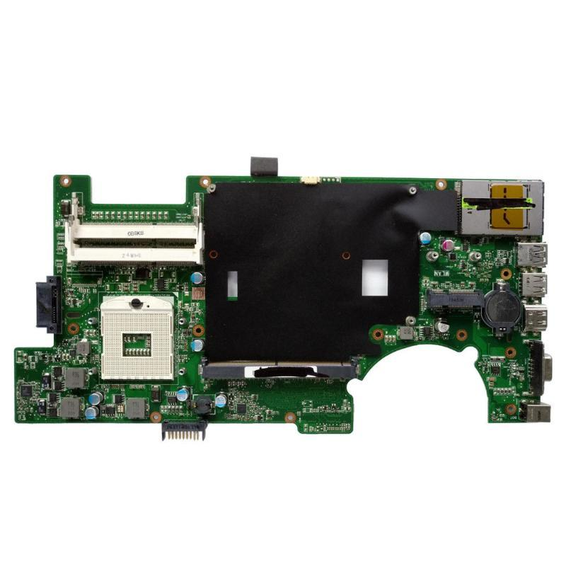 Motherboards G73SW Motherboard 4 SLOTS 2D REV: 2.0 HM65 For Asus G73S G73 Laptop Mainboard Test OK