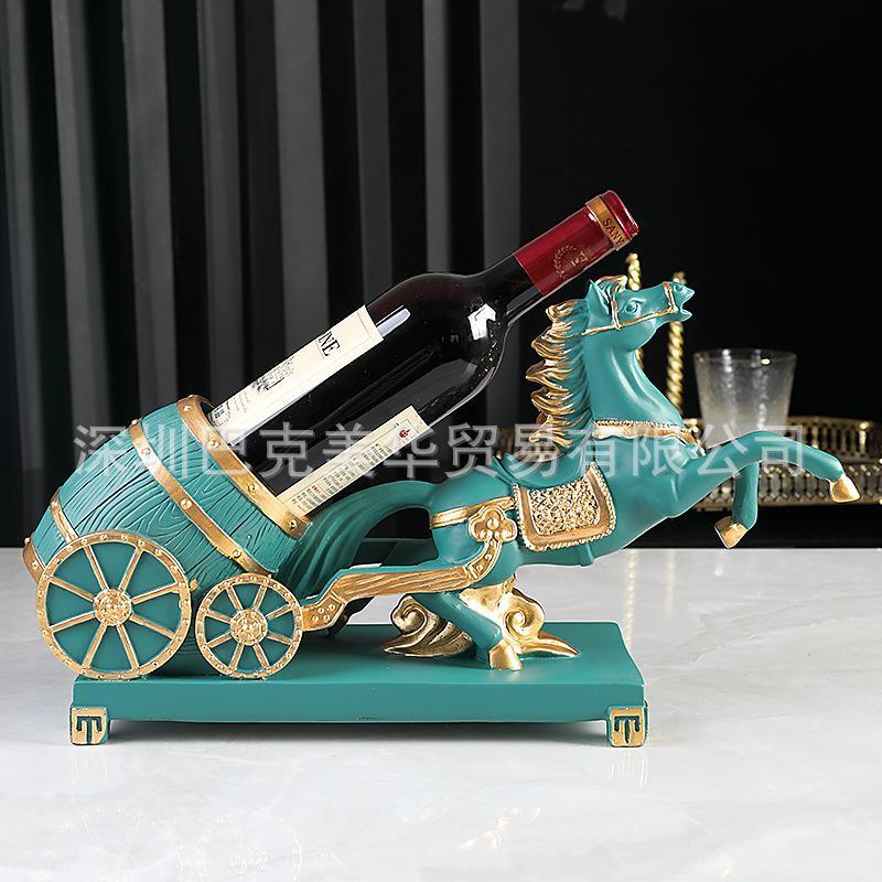 Decorazione decorativa Decorazione del vino Soggiorno TV Cabinet Cabinet domestico Aggetto Il ruolo dell'energia è assaggiato American Arts and Crafts