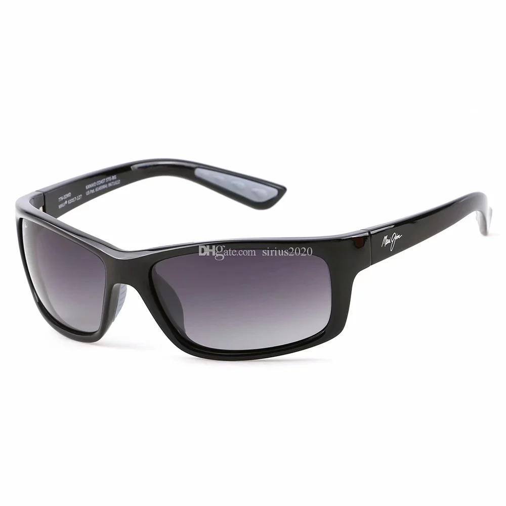 БрендмауэйДжимМужские солнцезащитные очки 776-34UTD высокого качества поляризованный объектив UV400 Classic 2021 роскошные дизайнеры солнцезащитные очки для женщин TR90 Case Case Case