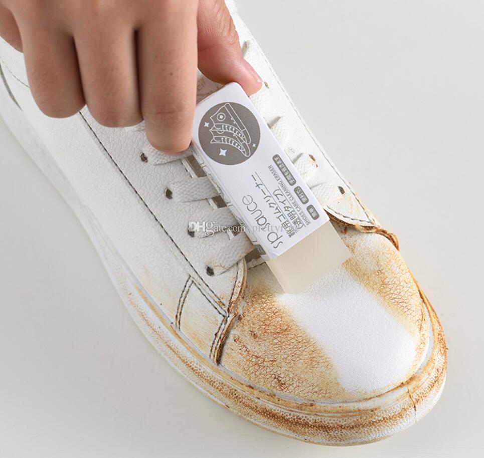Limpieza borrador zapato limpiador de botas limpiador mate cuero tela cuidado de caucho zapato blanco cepillos de cuero cepillo zapato
