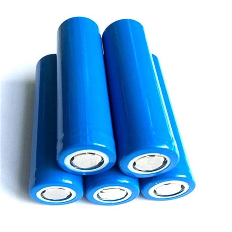 100% Gerçek Kapasite Yüksek Kaliteli Li-Ion Lityum 18650 Pil Üst Satmak AA 1500mAh 2000 mAh 2600mAh 3000 mAh Tek Paket Şarj Edilebilir Hücre Vape Modları