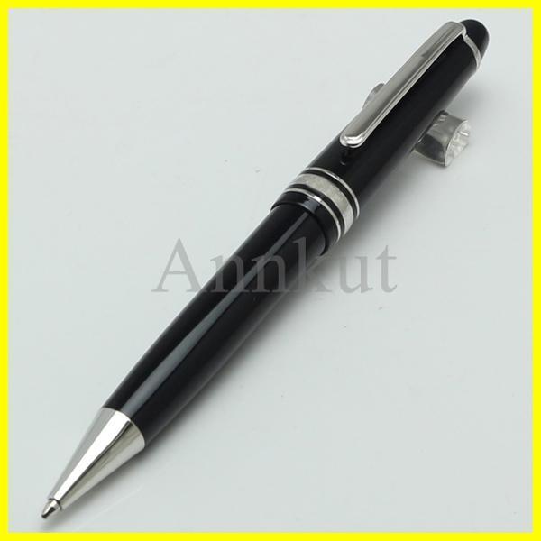 القلم 145، سوداء الراتنج ورولنبال نافورة القلم اللوازم المكتبية MSK 145 قدم شحن مجاني