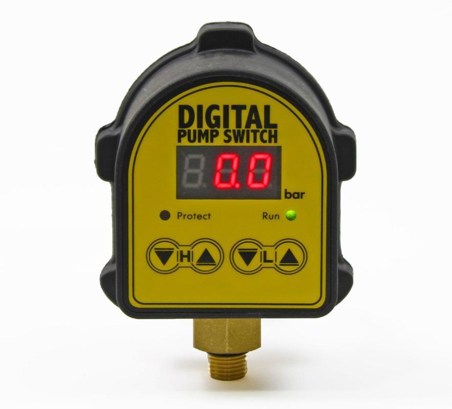 워터 펌프 및 압축기 용 스마트 홈 제어 품질 디지털 자동 압력 스위치