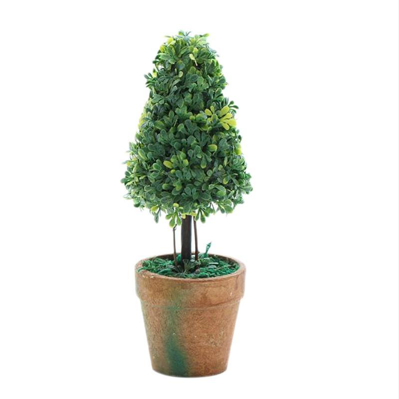 Moss مصغرة التصوير الدعائم الديكور الزفاف الزهور وهمية النباتات الخضراء محاكاة النباتات بوعاء