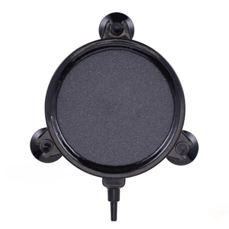 Air Pumps & Accessories Hydroponic Aerator Supplies Pond Round Stone Bubble Disk Aquarium Fish Tank Plate Suction Cup Oxygen Diffuser