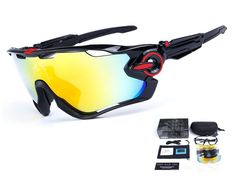 Поляризованные спортивные очки Bike Солнцезащитные очки для мужчин Женщины Молодежный велосипед Бег Вождение Рыбалка Гольф Бейсбол Военный Мотоцикл Рыбалка