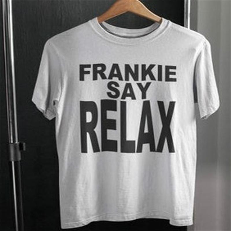 Фрэнки говорят, что рубашка, показать футболку, тройник из серий - подарок, одежда друзей, рождественский подарок 210315