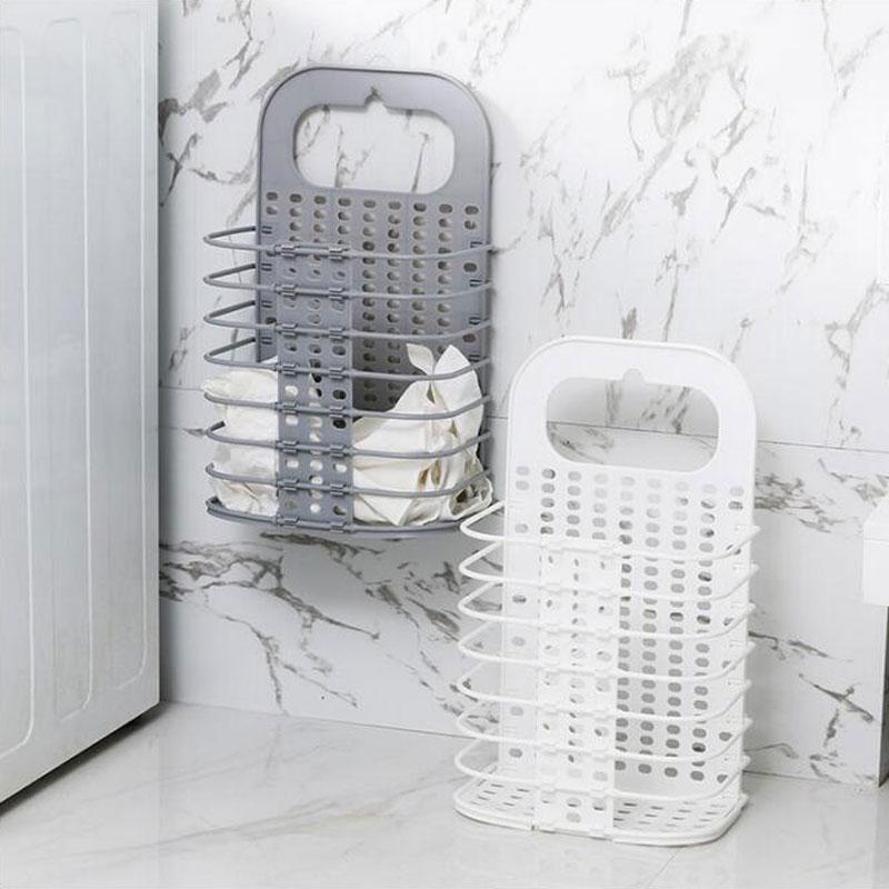 Abbigliamento sporco cestino del cestino della famiglia Gastronomia della lavanderia del cestino della lavanderia del cestino della lavanderia del cestino della lavanderia libero