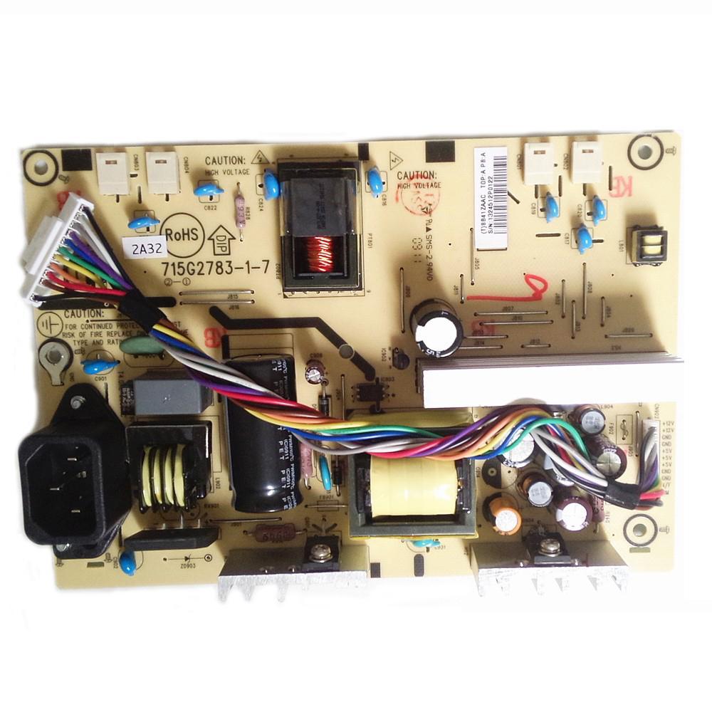 شاشات الكريستال السائل الأصلية شاشة امدادات الطاقة أجزاء مجلس ثنائي الفينيل متعدد الكلور ل LT22519 715T2783 715T2783-2-2 715T2783-1-2 -1-5 -1-7