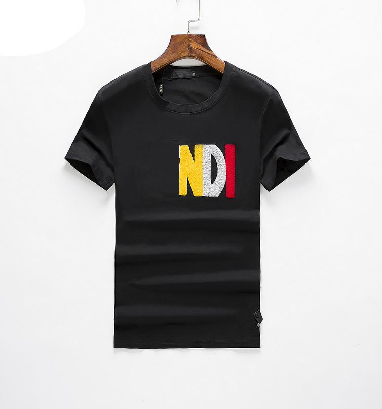 2021 мода повседневная мужская футболка хип-хоп письмо печатает мужскую дышащую футболку тенденции мужской и женской короткими рукавами плюс размер