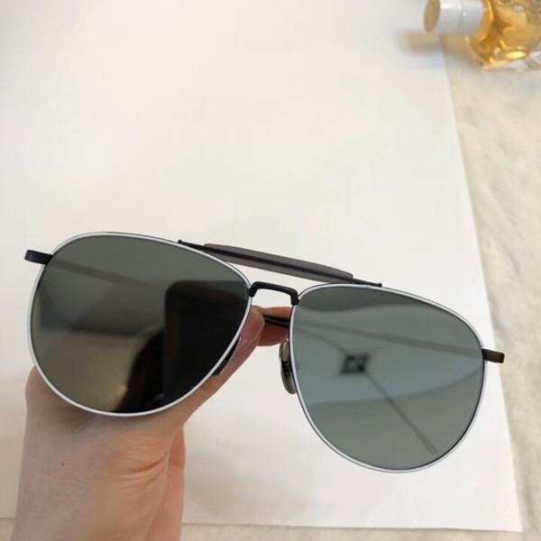 جديد أعلى جودة TB015 الرجال النظارات الرجال نظارات الشمس النساء النظارات الشمسية نمط الأزياء يحمي عيون gafas de sol lunettes de soleil مع مربع