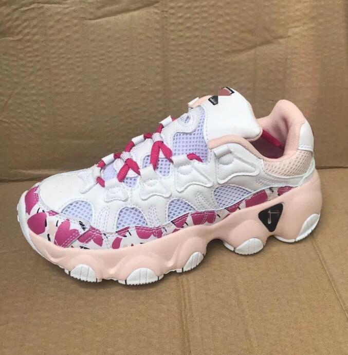 Marka Yeni Grils Ayakkabı Baba Ayakkabı Erkek Bahar Chaussures Baba Ayakkabı Daha Fazla Renk 36-40