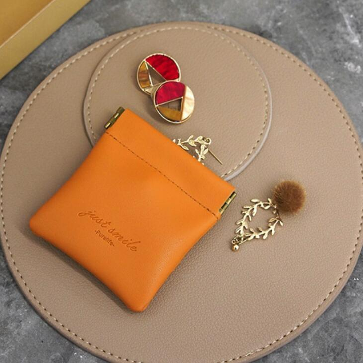 حقائب جلدية محافظ مصغرة حقائب محفظة بلوتوث سماعة منظم حقيبة التخزين الأزياء والمجوهرات تخزين حقيبة الحقيبة عارضة أكياس cluth dhb5350