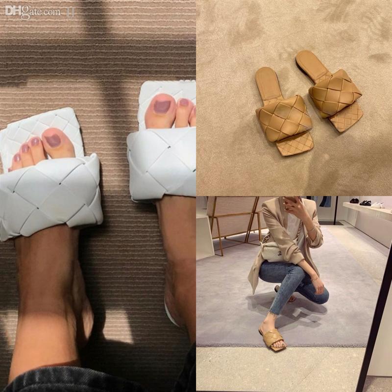 4qyii sandalia sandalia grandes remaches de lujo diapositivas de lujo diseñador diseñador piel de oveja zapatilla alto talón acolchado estudio sexy plana mulas zapatos zapatillas zapatillas