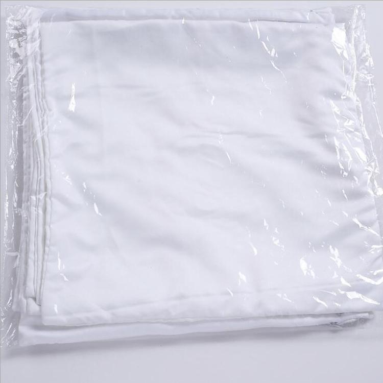 التسامي 45 * 45 سنتيمتر الزخرفية الوسائد ساحة وسادة diy غطاء فارغة نقل الحرارة أريكة وسادة الحالات إدراج البوليستر رمي يغطي 191 s2